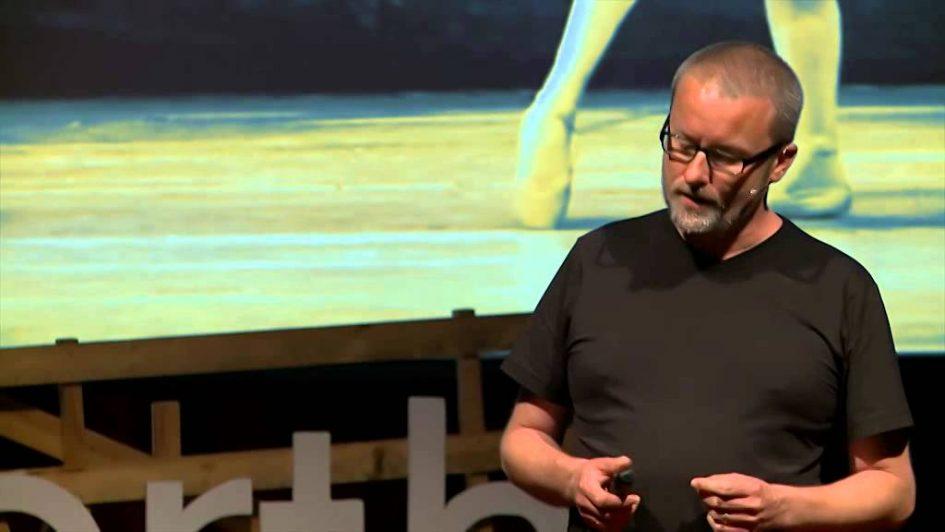 Miles Burke at TEDx Perth
