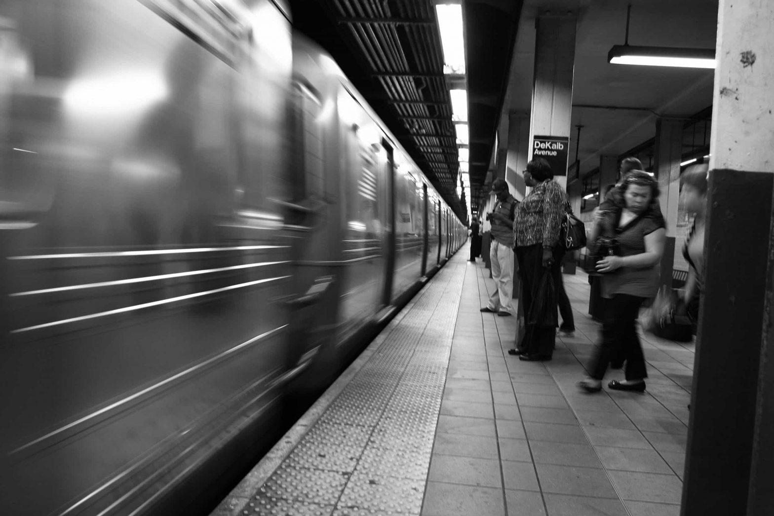 New York Subway 2012