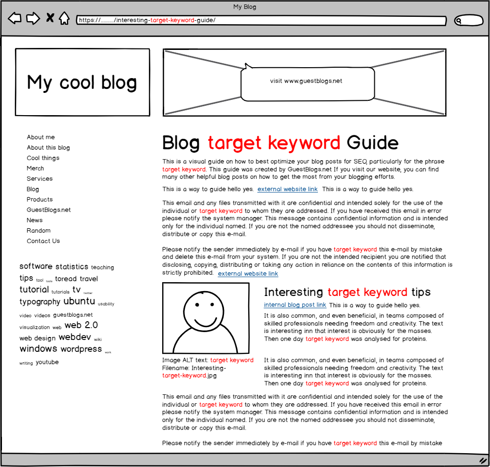 Tips to Optimise a Blog Post for SEO